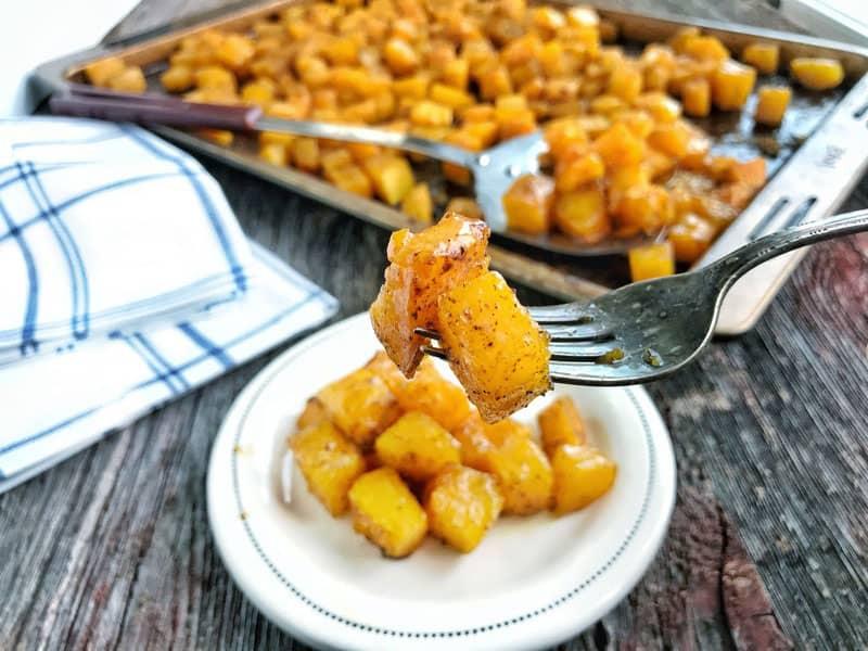 Caramelized Butternut Squash