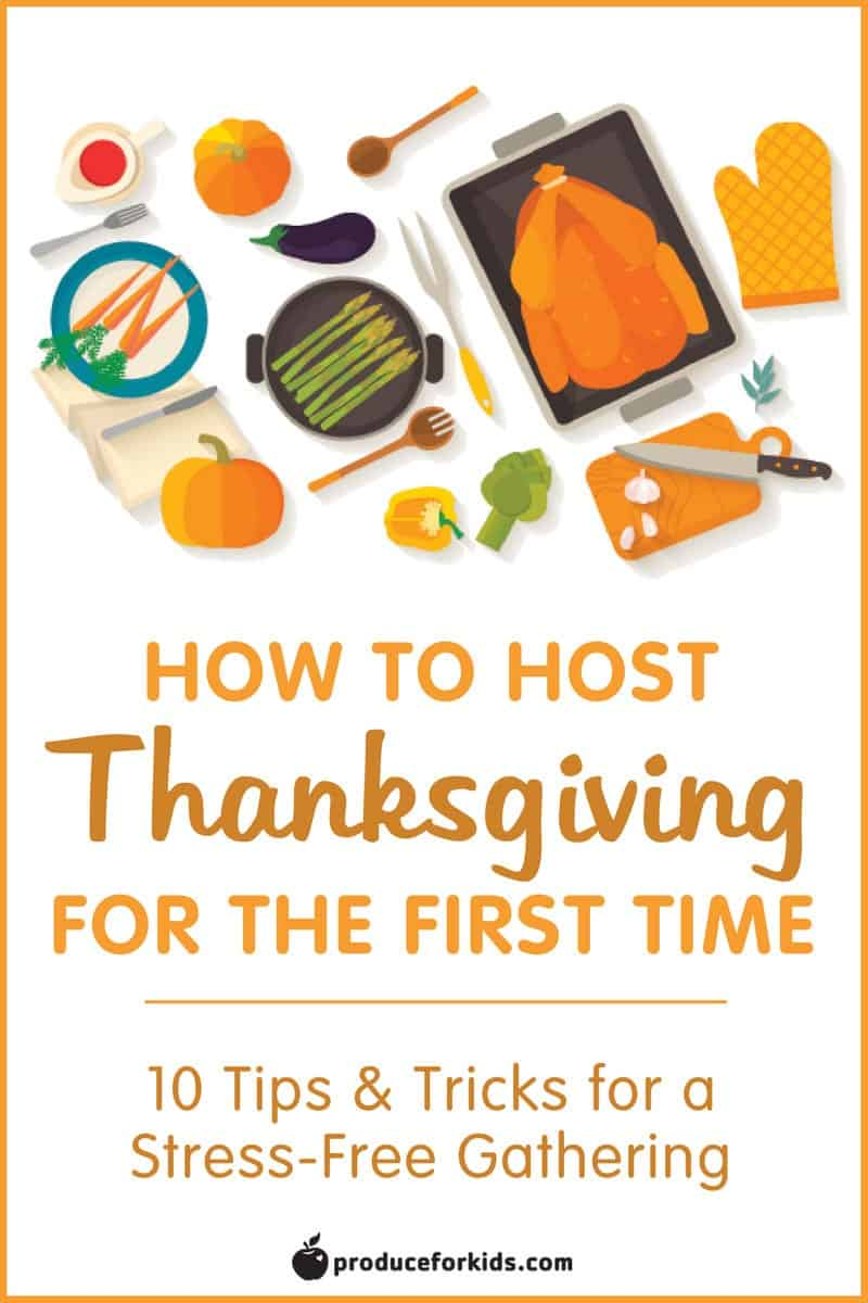 How to Host Thanksgiving for the First Time
