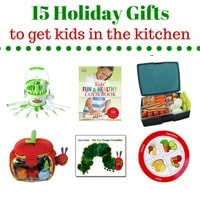 15 Holiday Gifts for Getting Kids in the Kitchen