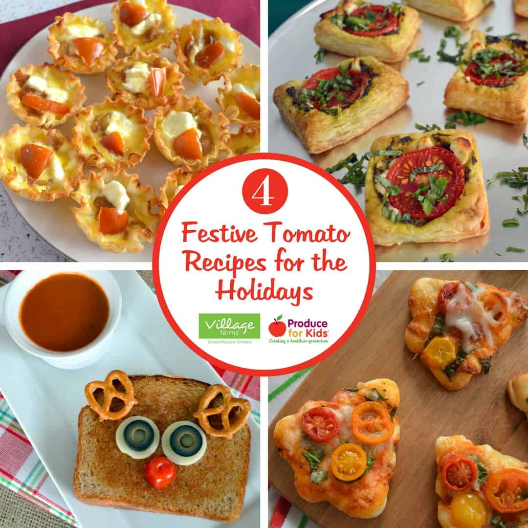 4 festive tomato recipes for the holidays instagram produce for kids 4 festive tomato recipes for the holidays forumfinder Gallery