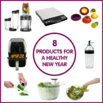 8 Products for a Healthy New Year