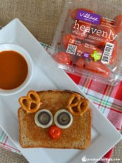Rudolph Grilled Cheese