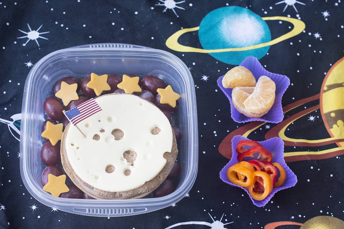 Outer Space Bento Box