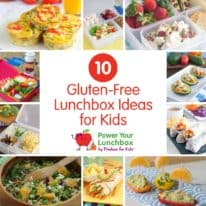 10 Gluten Free Lunchbox Ideas for Kids