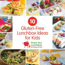 10 Gluten Free Lunchbox Ideas for Kids