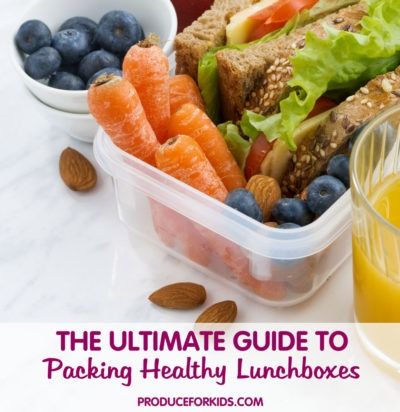 The Ultimate Guide to Packing Healthy Lunchboxes