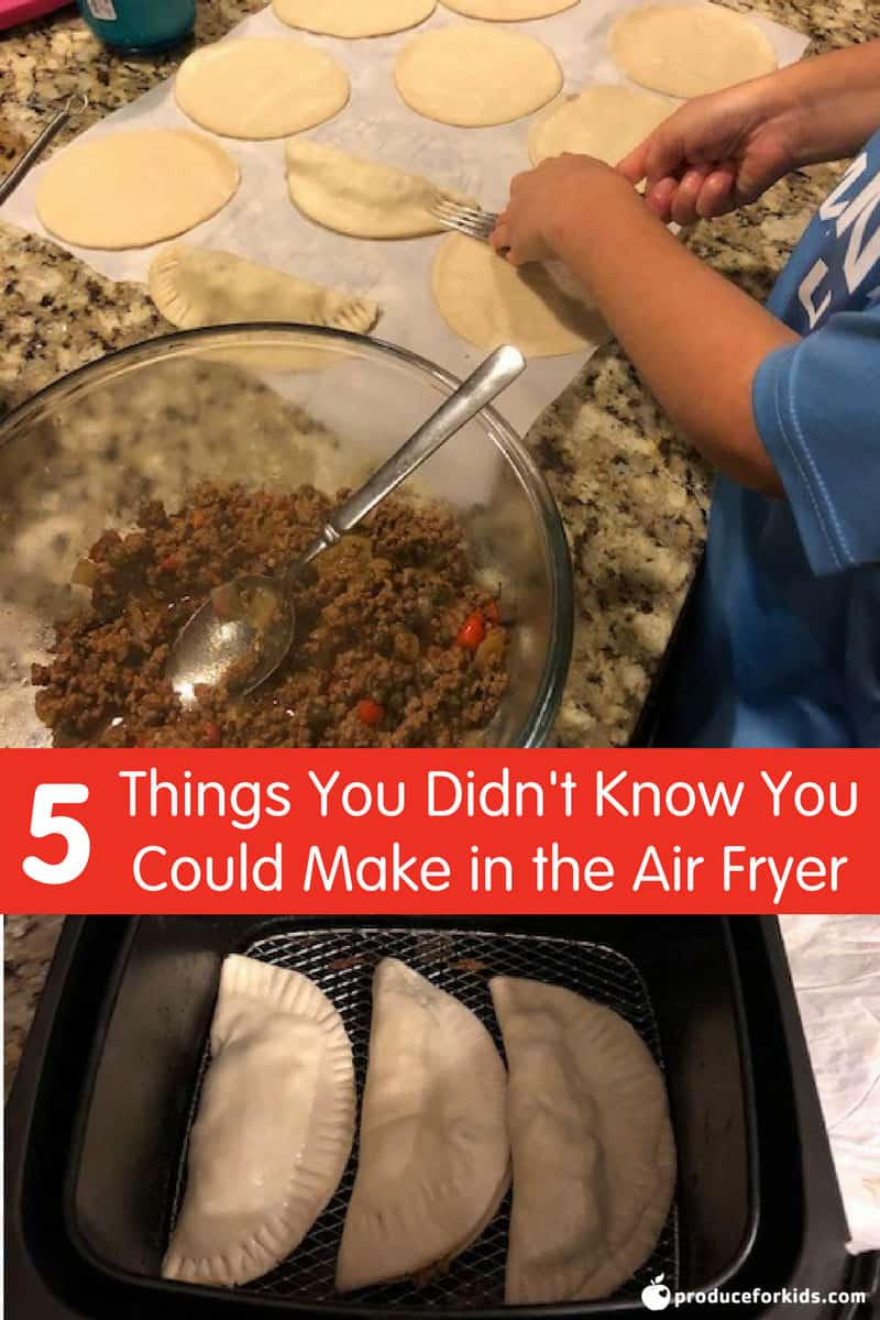 5 Foods To Make In The Air Fryer Air Fryer Recipes