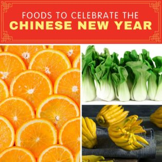 Foods to Celebrate the Chinese New Year