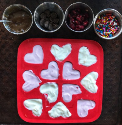 How to Make Frozen Yogurt Bites