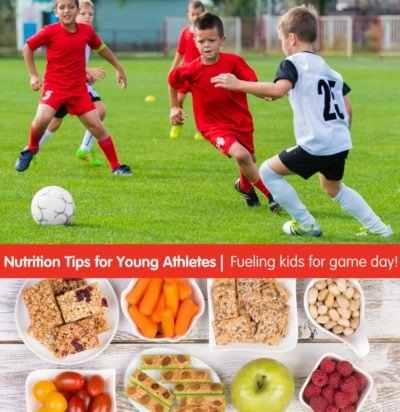 Top Nutrition Tips for Young Athletes