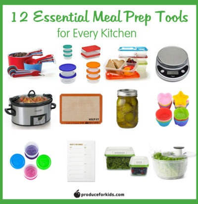 12 Essential Meal Prep Tools for Every Kitchen