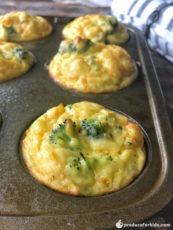 Baked Cheesy Mashed Potato Bites