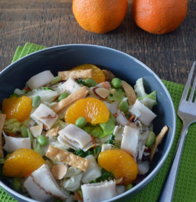 Chopped Chinese Chicken Salad