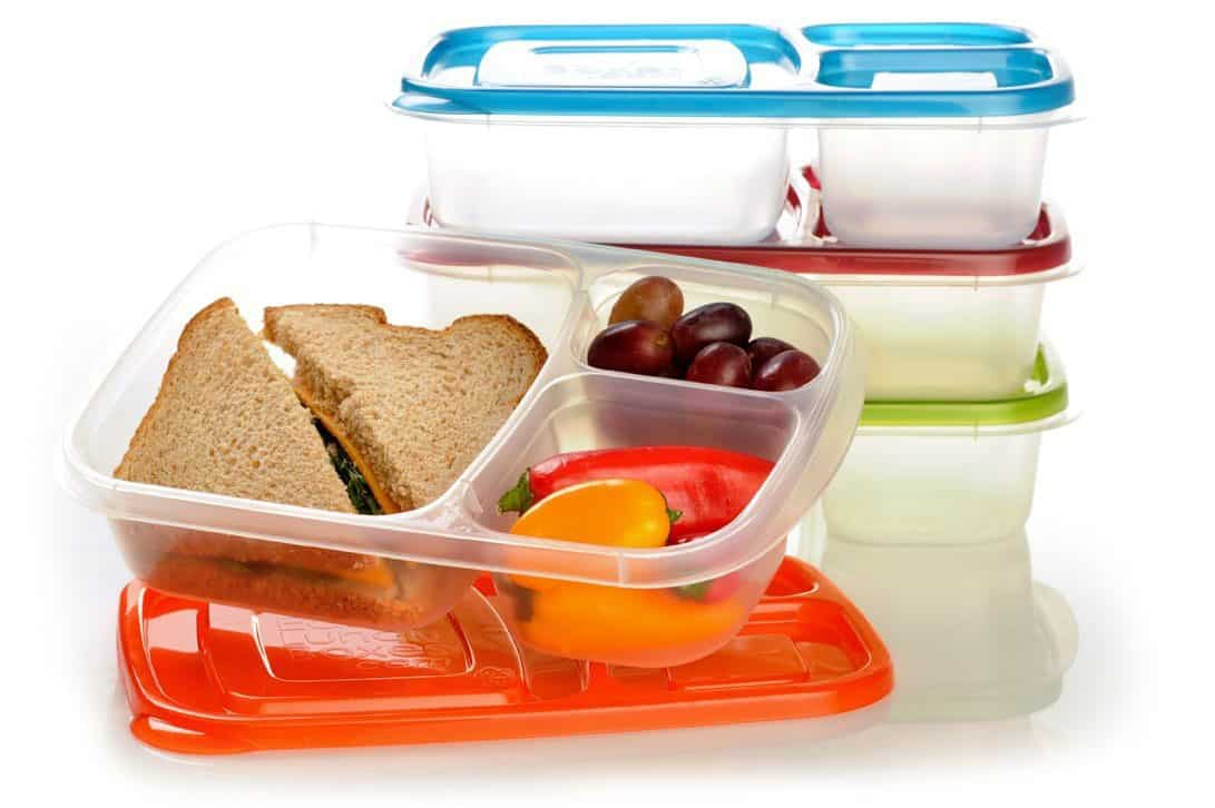 Easy Lunchboxes Lunch Containers