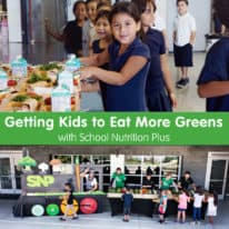 Getting Kids to Eat More Greens