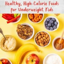 Healthy, High-Calorie Foods for Underweight Kids
