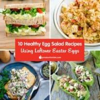 10 Healthy Egg Salad Recipes Using Leftover Easter Eggs