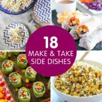 18 Make & Take Side Dishes for a Cookout or Potluck