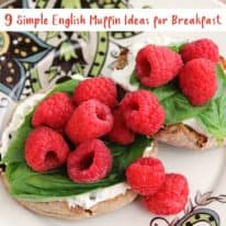 9 Simple English Muffin Ideas for Breakfast