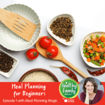 Episode 1: Meal Planning for Beginners