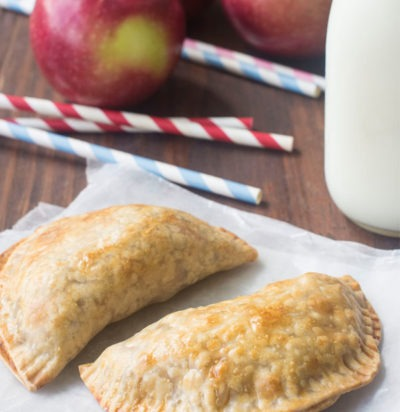 Mini Apple Pie Empanadas