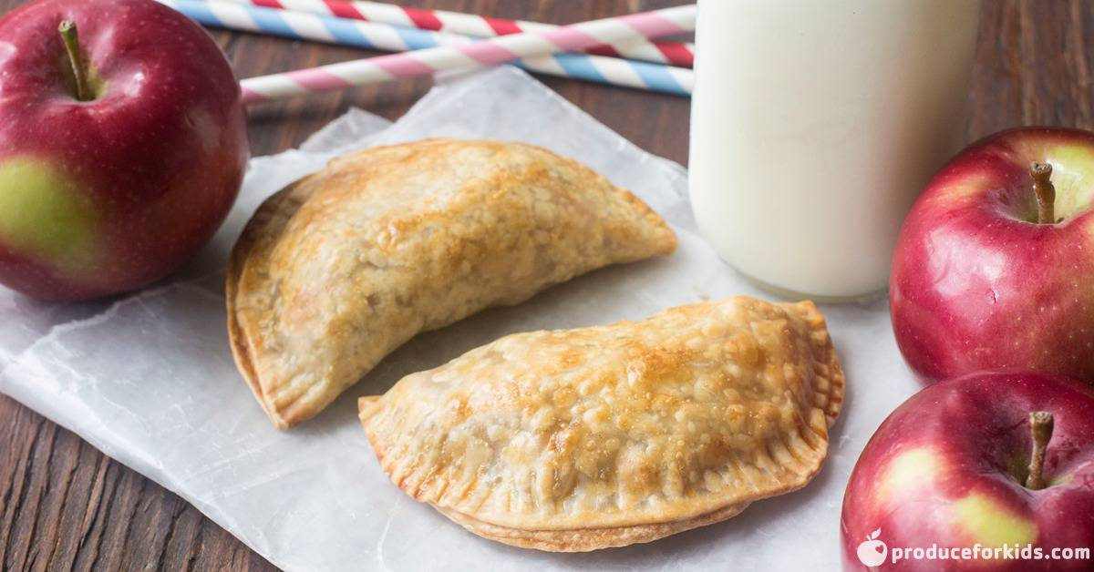 Mini Apple Pie Empanadas