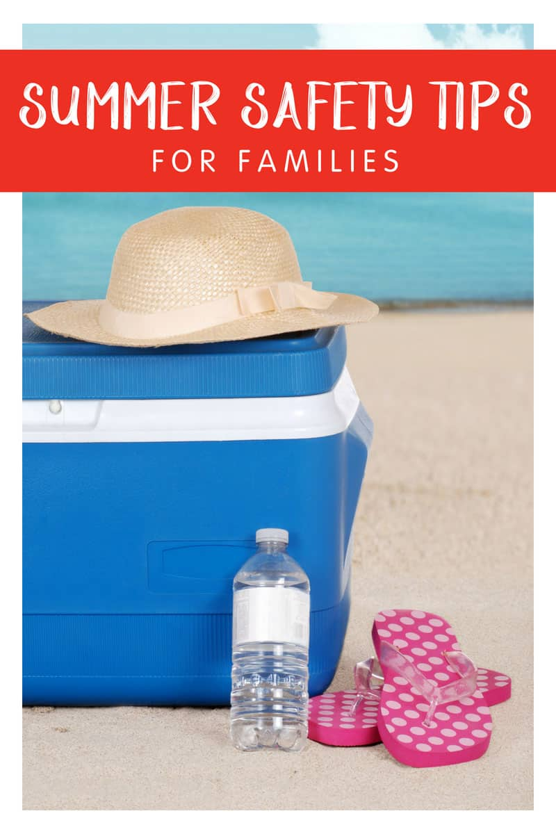 Summer Safety Tips for Families