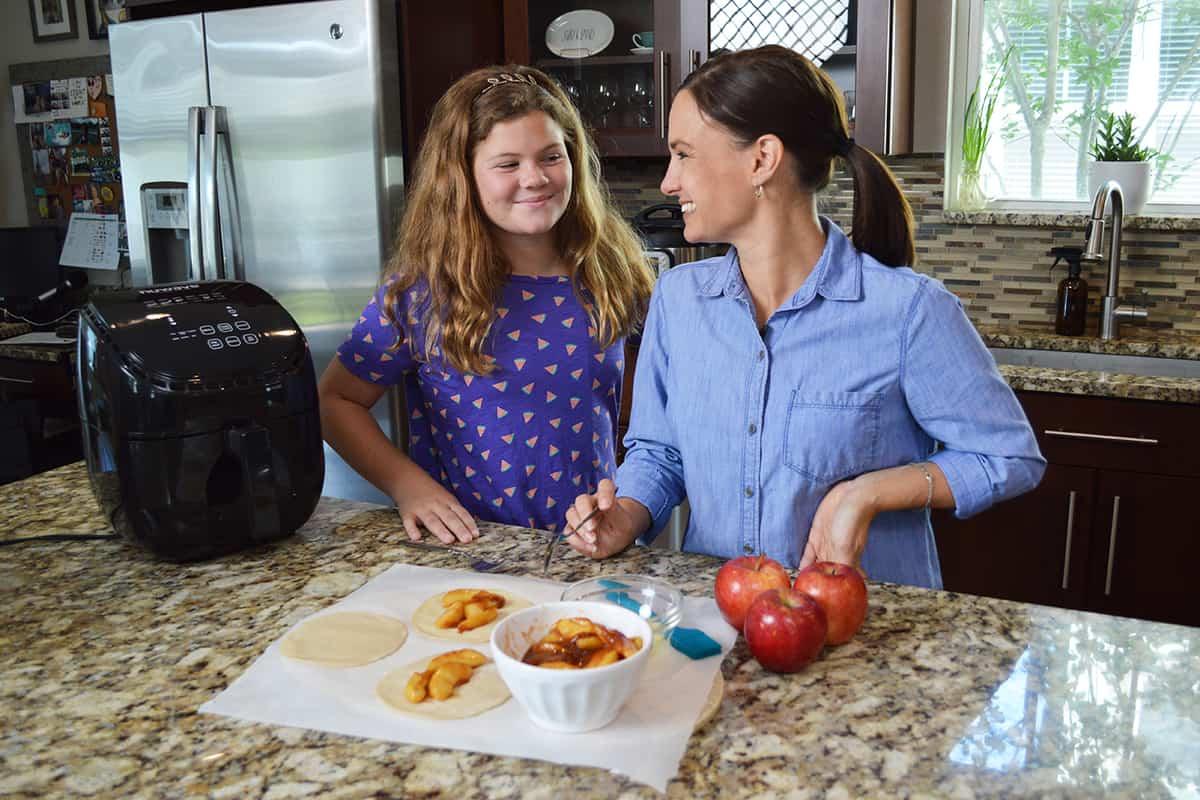 How to make Apple Empanadas
