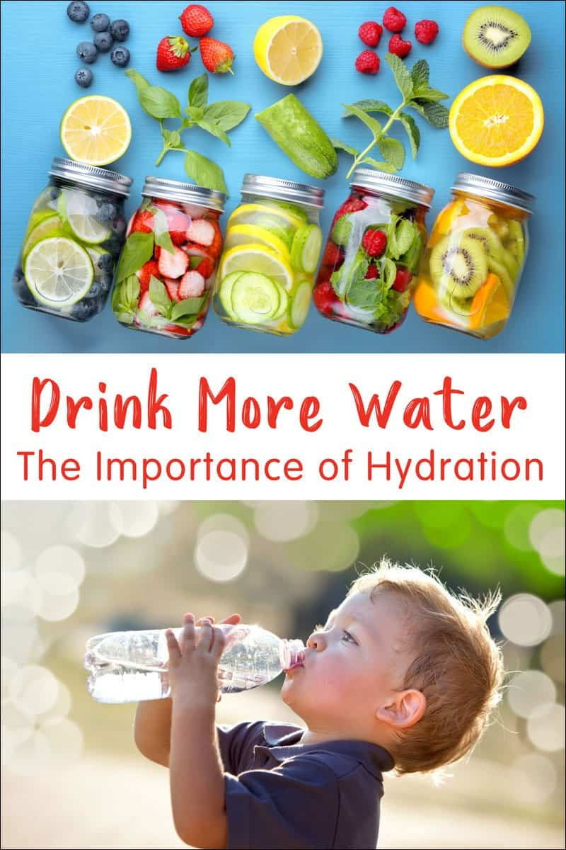 Drink More Water: The Importance of Hydration