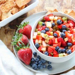 Easy Fruit Salsa Recipe