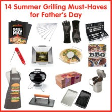 14 Summer Grilling Must-Haves for Summer