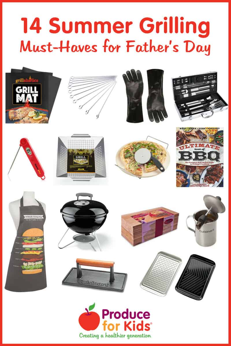 14 Summer Grilling Must-Haves for Father's Day