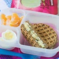 Breakfast Wafflewich Bento Box