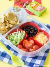 DIY Nachos Lunchbox