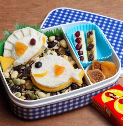 Go Fish Bento Box