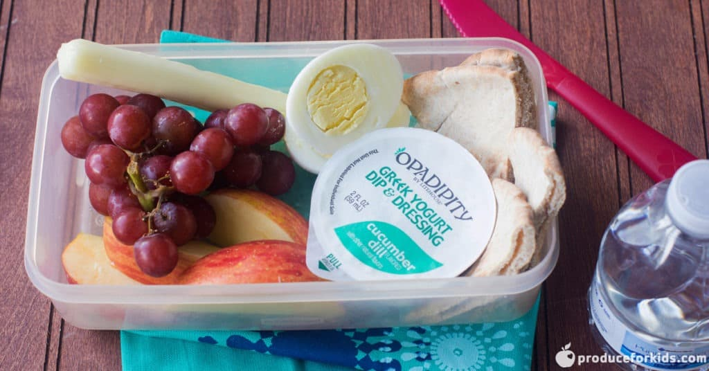 Protein Power Lunchbox