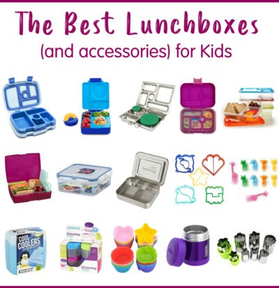 The Best Lunchboxes for Kids