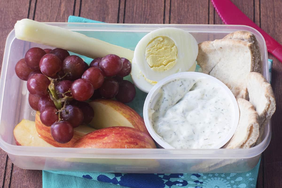 protein power lunchbox