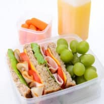 10 Ways to Add Fruits and Veggies to Your Child's Lunchbox
