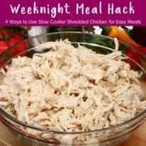 4 Ways to Use Shredded Chicken for Easy Meals