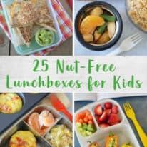 25 Nut-Free Lunchbox Ideas