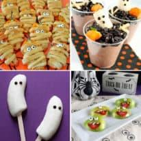 25 Healthy Halloween Treats for Kids