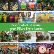 New Products & Trends from PMA's Fresh Summit