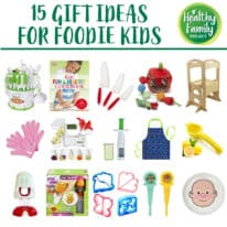 15 Gifts for Kids Who Like to Cook