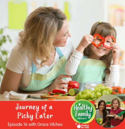 Episode 16: Journey of a Picky Eater