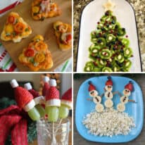 Fun Holiday Snacks for Kids