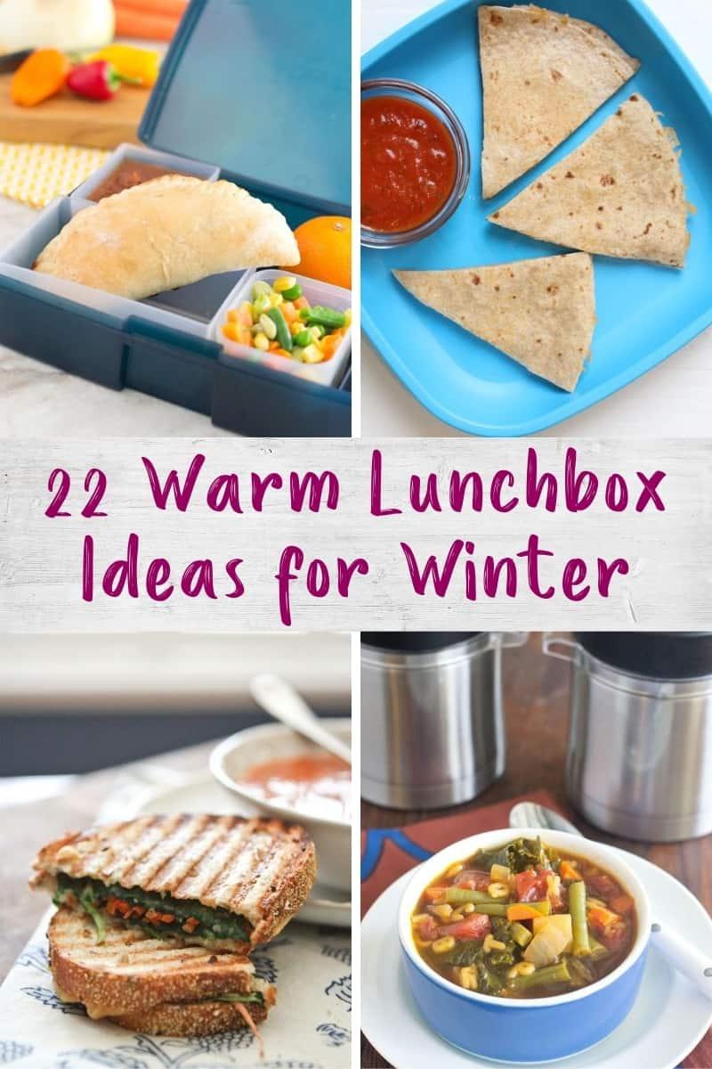 warm lunchbox ideas