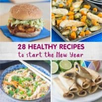 28 Healthy Recipes to Start the New Year