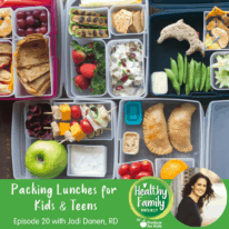 Episode 20: Packing School Lunches for Kids & Teens
