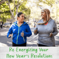 Re-Energizing New Year's Resolutions